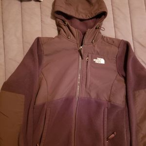 Womens Hooded North Face
